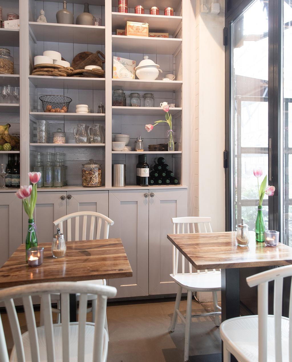 vtwonen 04-2020 | Cafe Elize restaurant Utecht