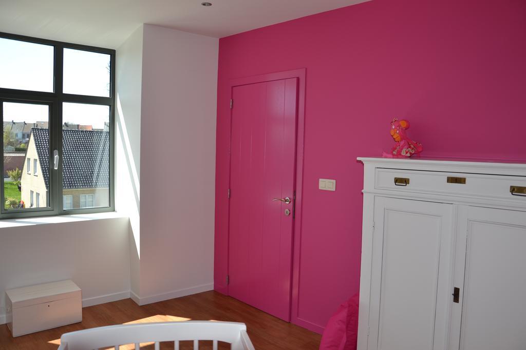 roze deur