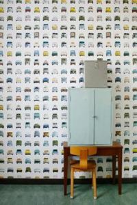 Autobehang van Studio Ditte