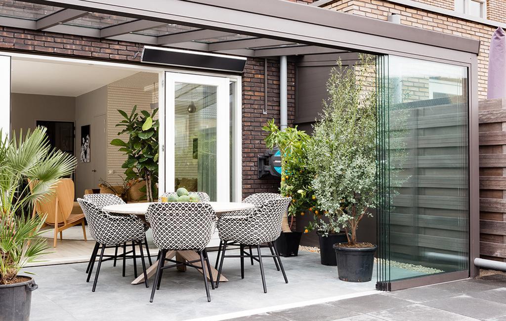 tuin inspiratie veranda
