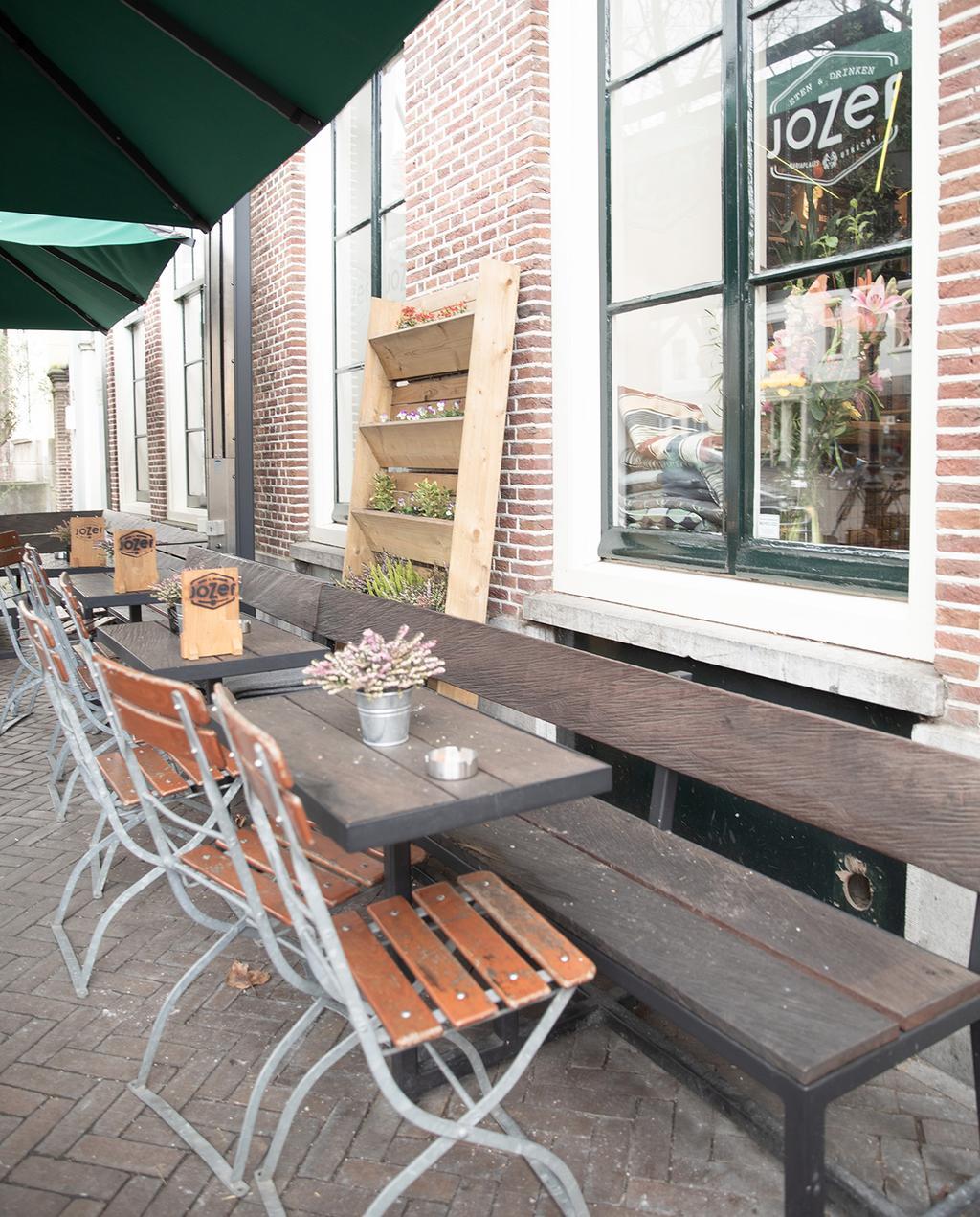 vtwonen 04-2020 | Jozef restaurant Utrecht