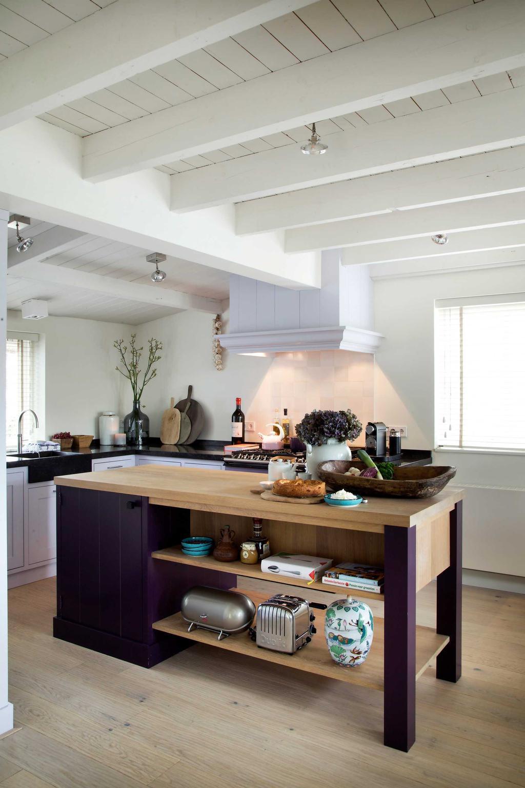 keukeneiland hout