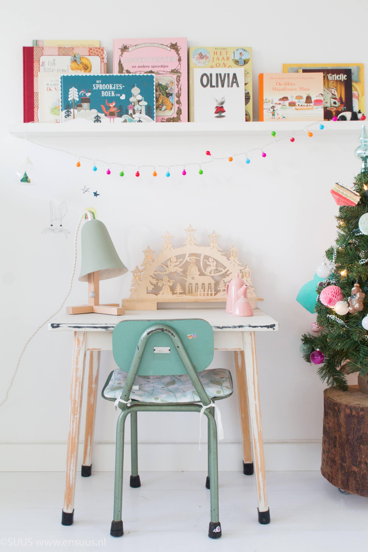 kerst in de kinderkamer