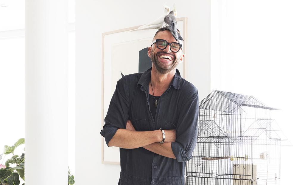 vtwonen   interview stylist Frans Uyterlinde