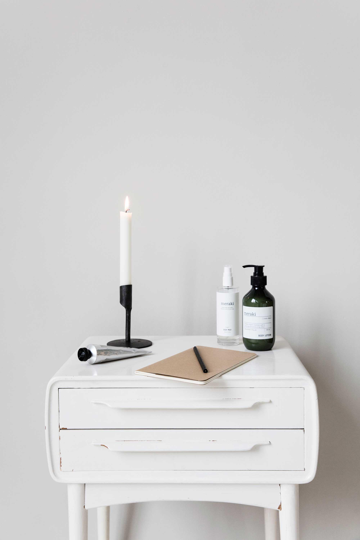 Meraki - natuurlijke schoonmaakmiddelen en huidverzorging