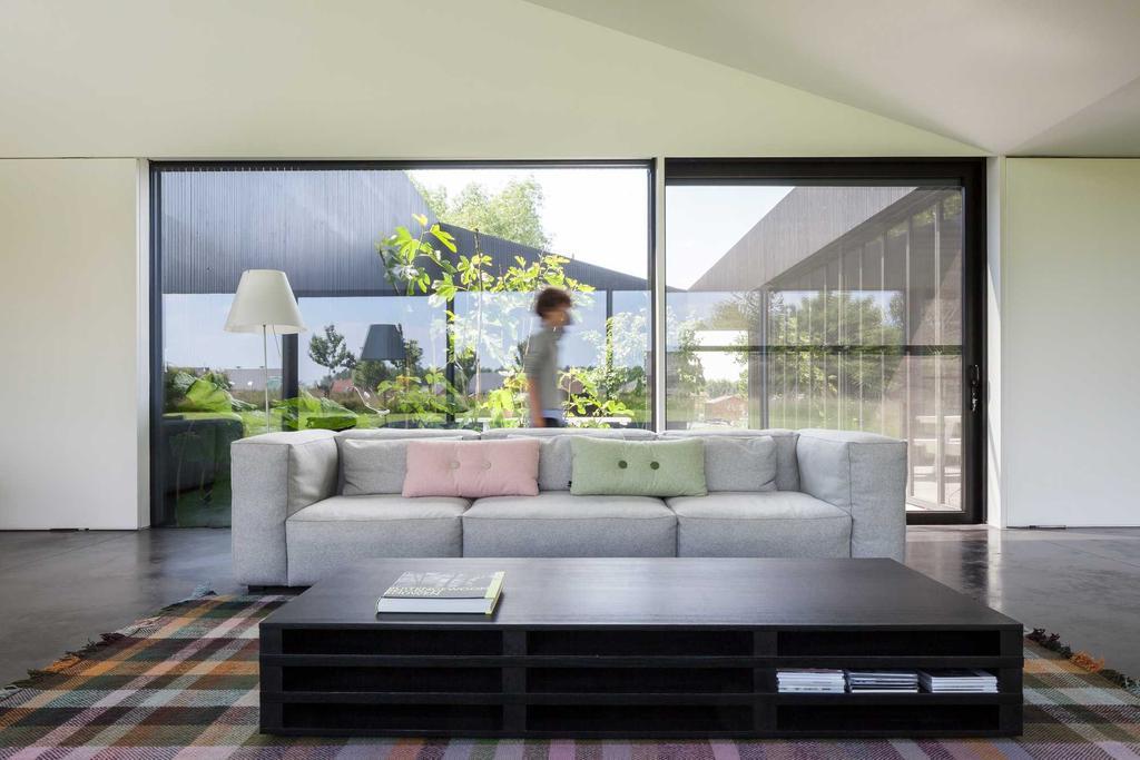 zetel raam tapijt
