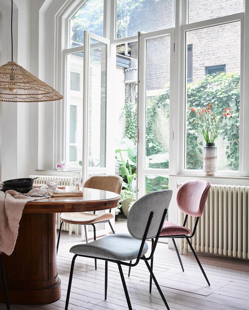Thuisrestaurant - keuken - eetkamer - vtwonen - beeld: hkliving