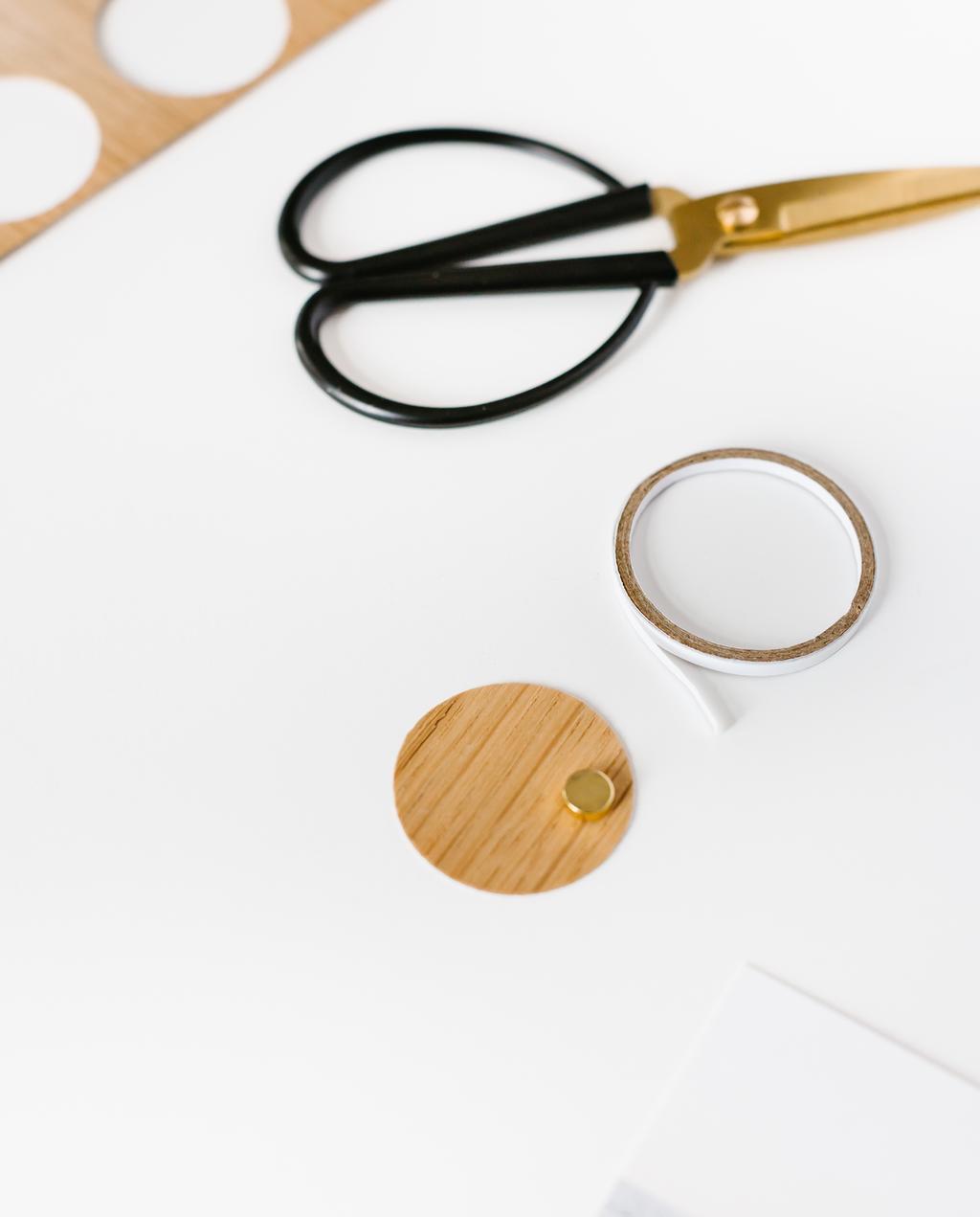 vtwonen 08-2020 | DIY small magic wall & magneten