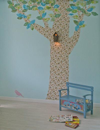 muurstickers voor de kinderkamer