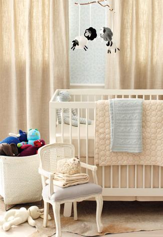 neutrale babykamer