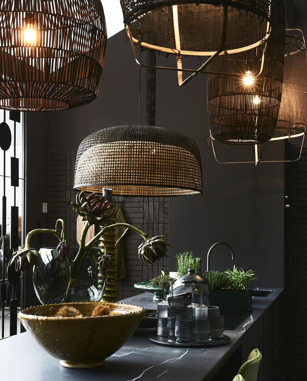 vtwonen city 2019 woonbeurs | green huis | styling Marianne Luning, Fietje Bruin