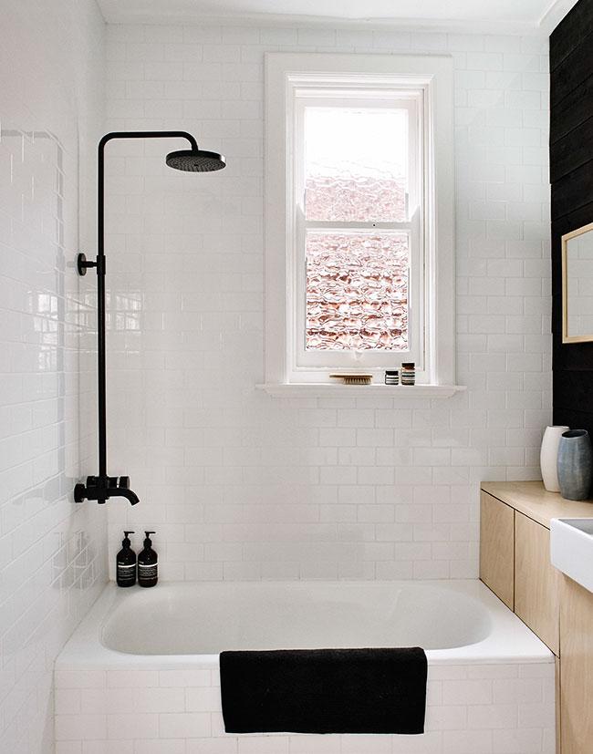 badkamer douche