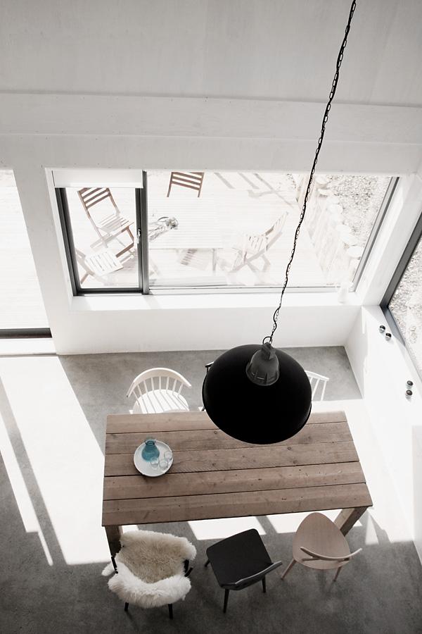 lamp tafel bovenaf
