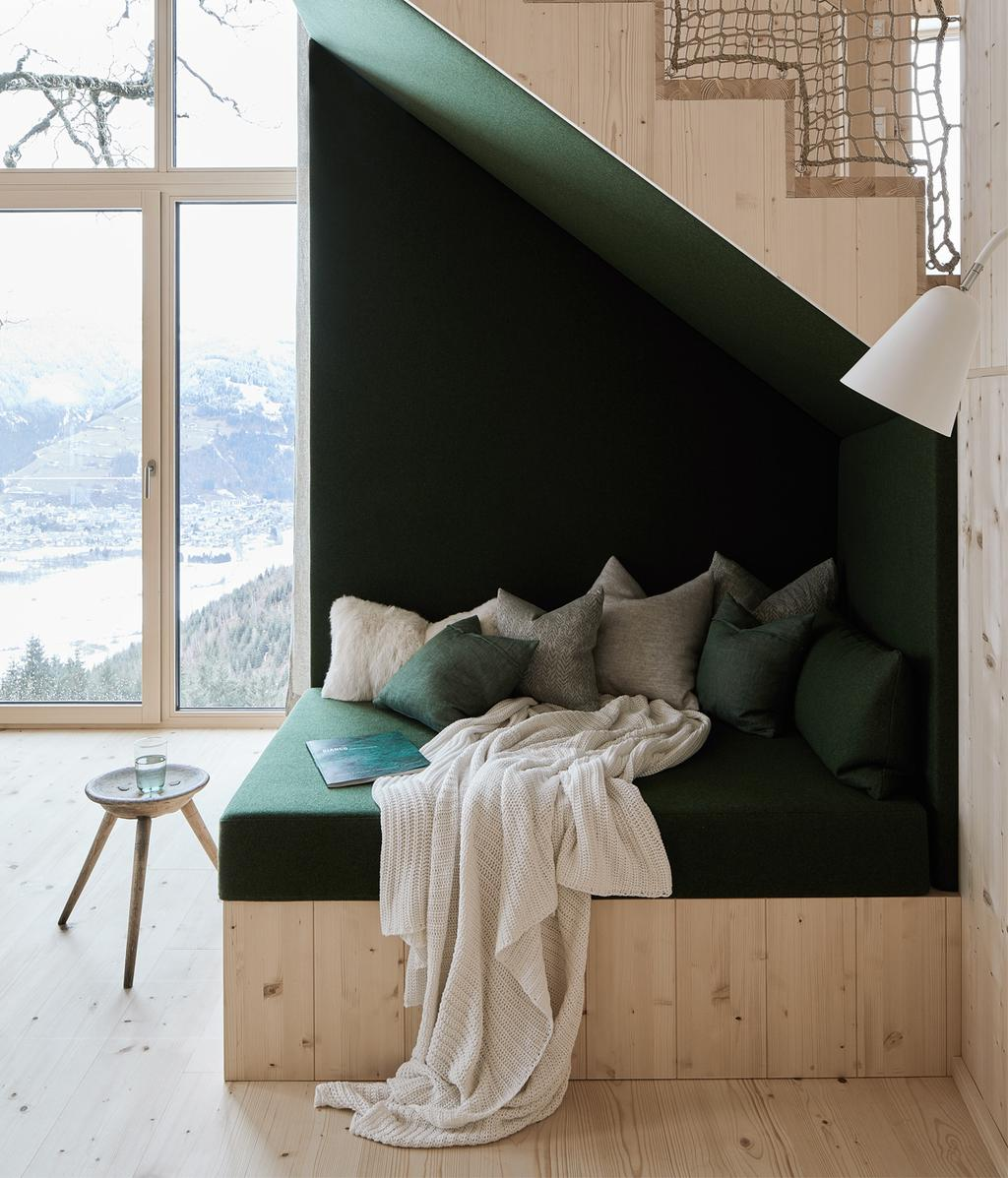 Eiken houten zitplek | vtwonen 13-2020