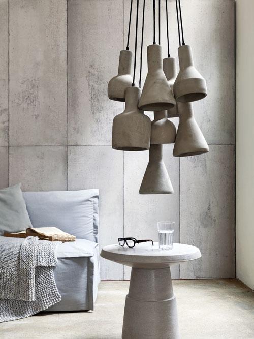 beton lampen