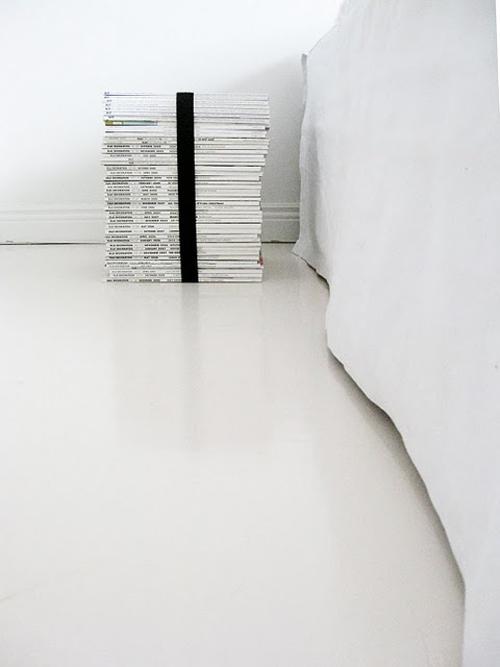 tafeltje van tijdschriften