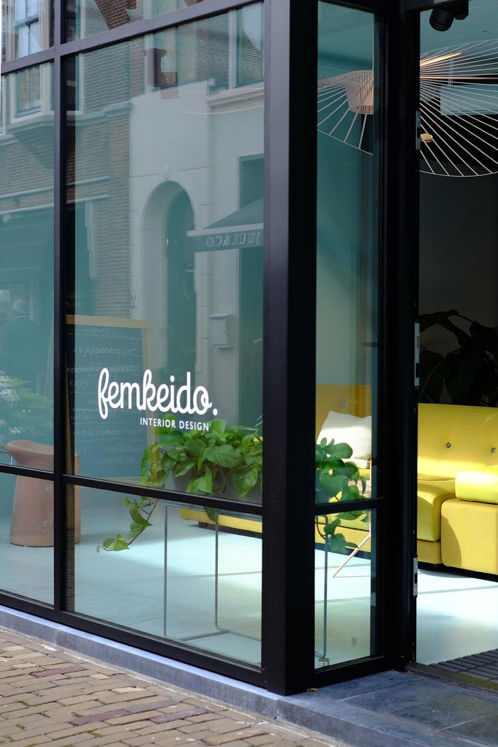 Winkelpui van Femkeido Interior Design