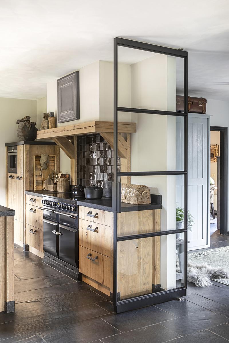 houten keuken kral