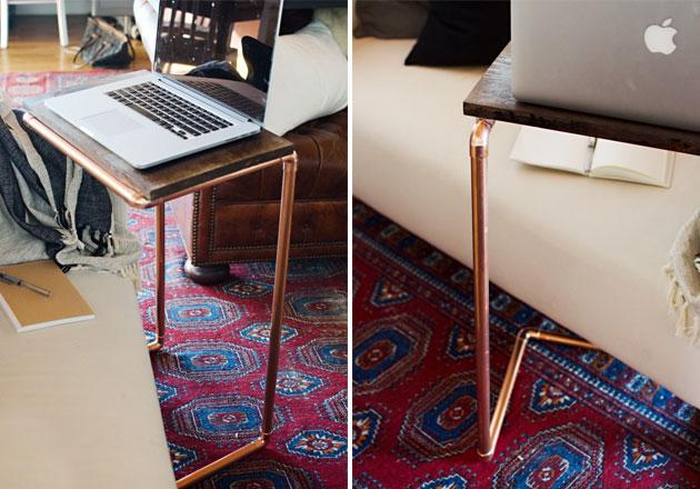 Laptoptafel is een onmisbaar meubelstuk voor iedereen die thuiswerkt