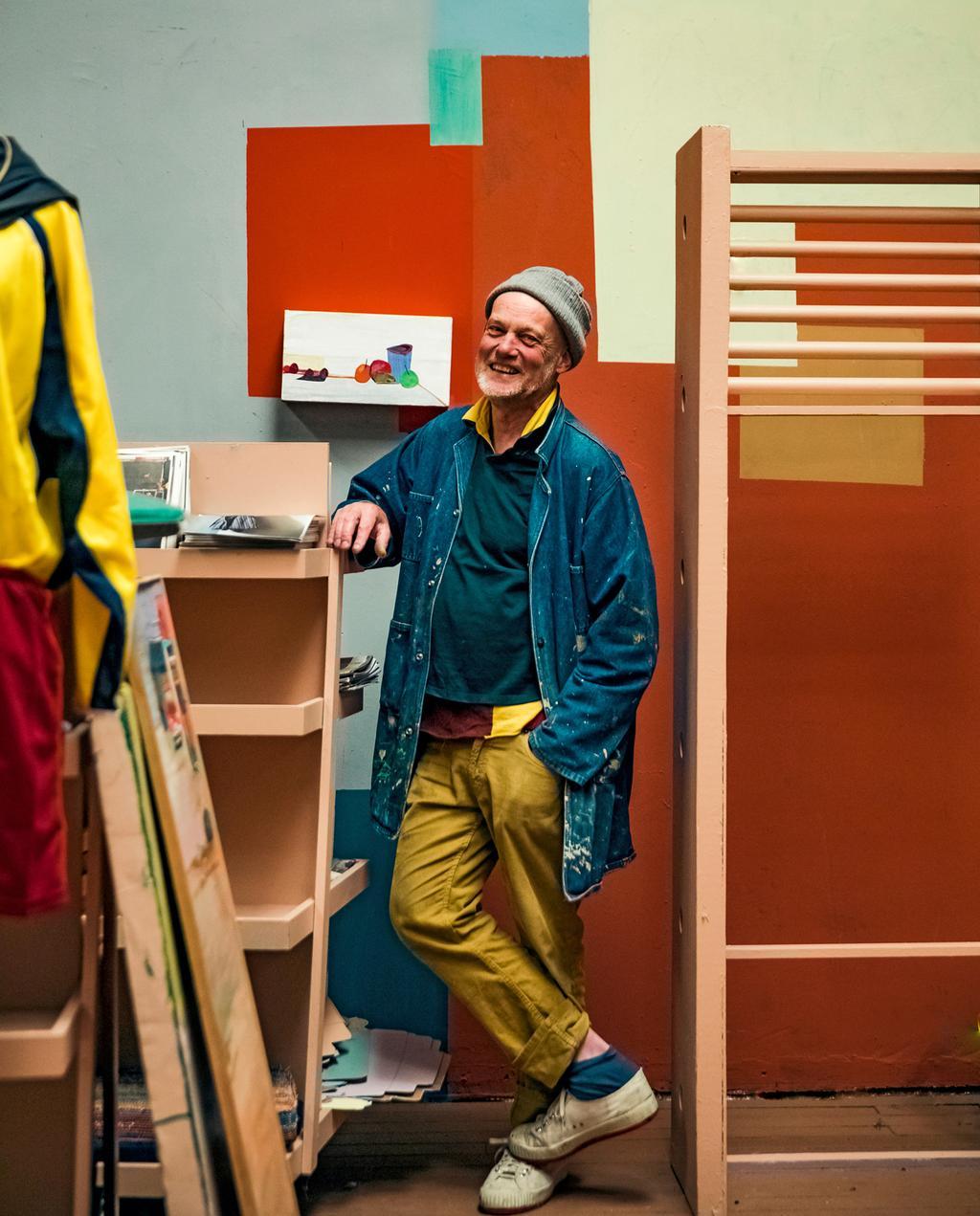 vtwonen 10-2019 | Ambacht Frank atelier portret
