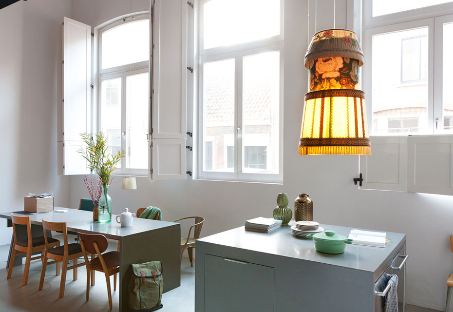 Mix and match: modern en vintage - Woonkamer - vtwonen