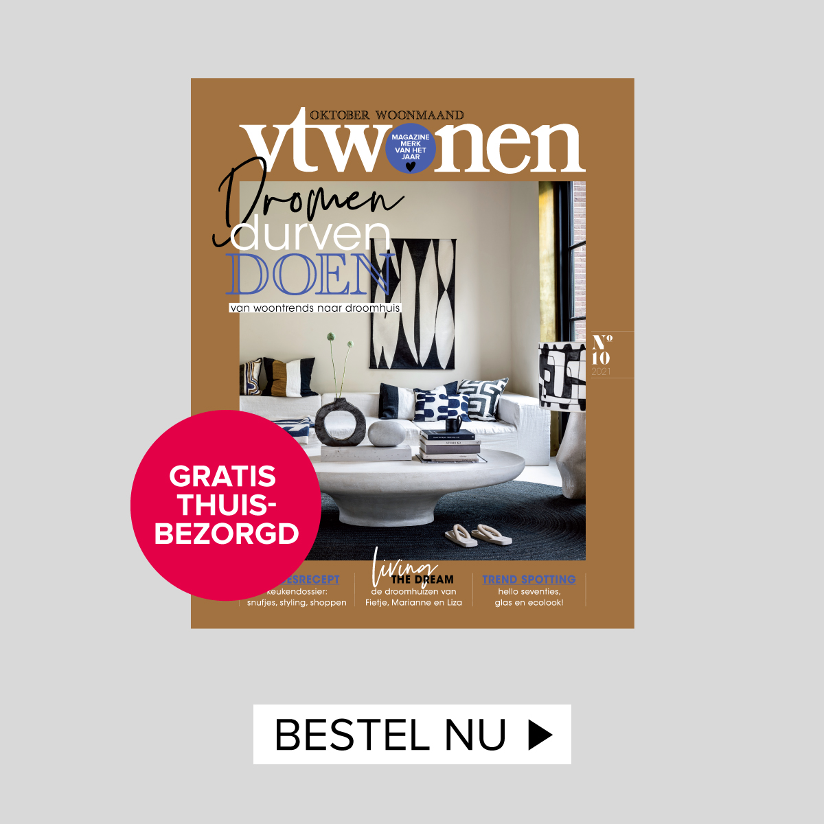 vtwonen magazine 10-2021