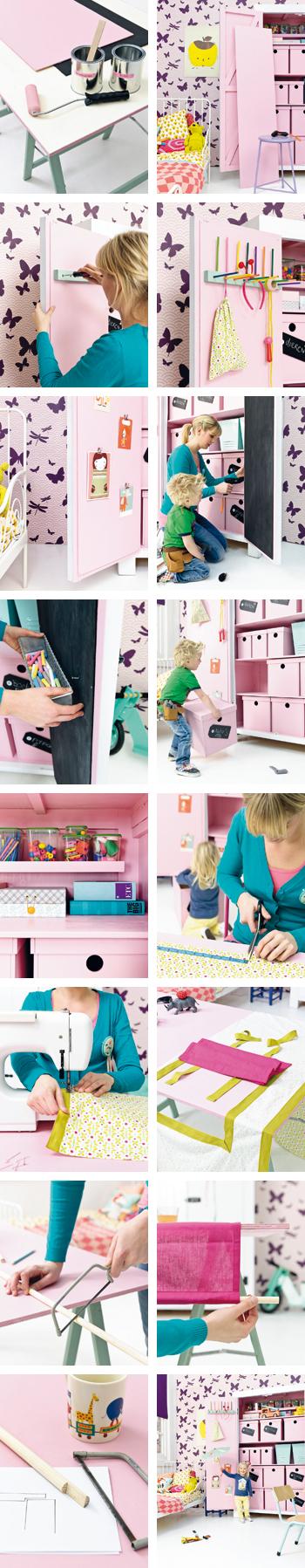speelgoedkast maken