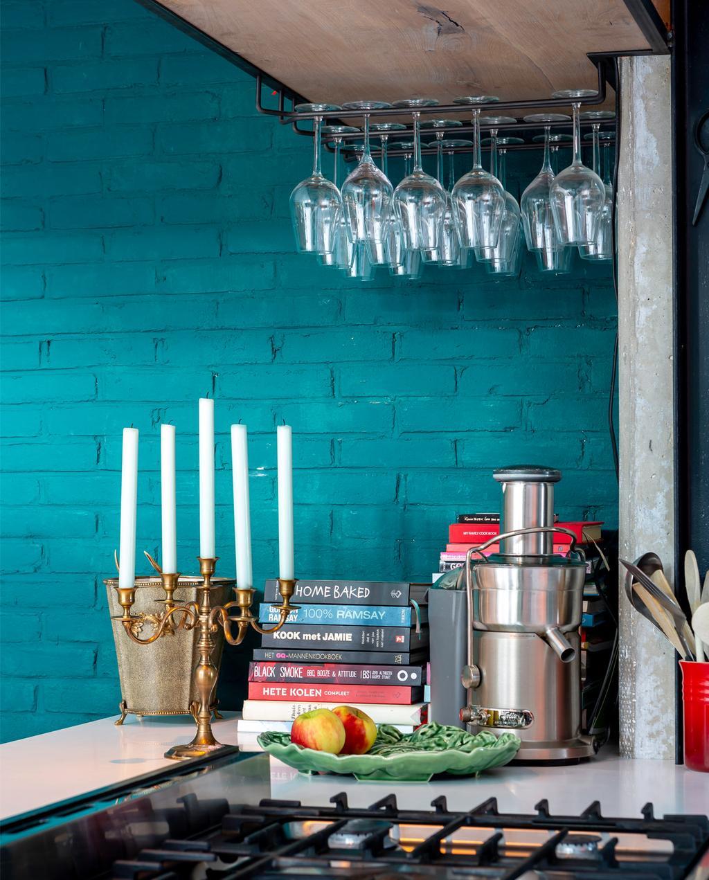 vtwonen | binnenkijken | loft | keuken