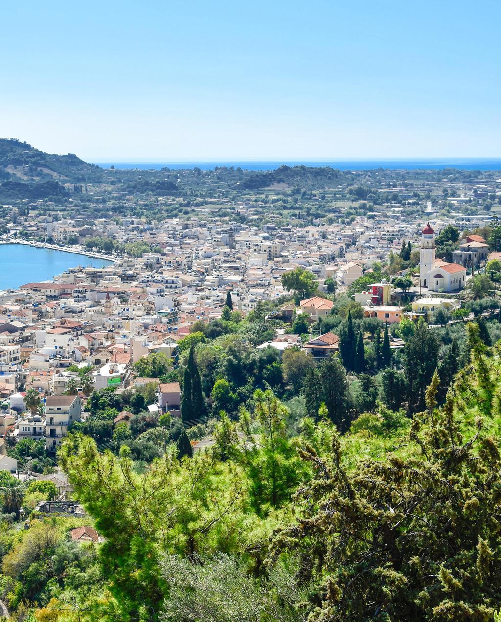vtwonen 1-2020 | Trip Zakynthos bovenaanzicht
