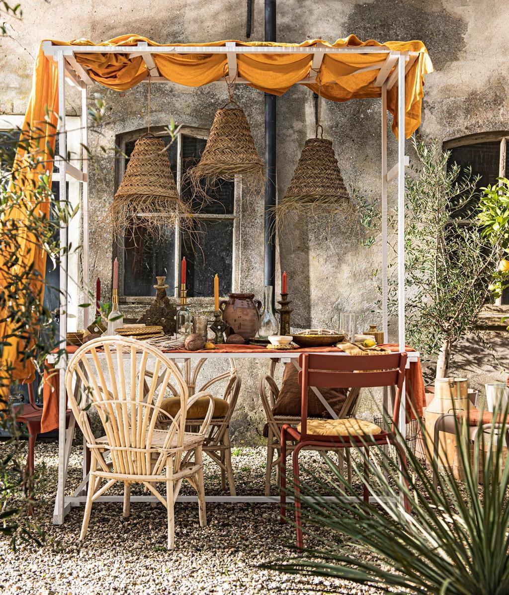 DIY zomerse partytafel | vtwonen