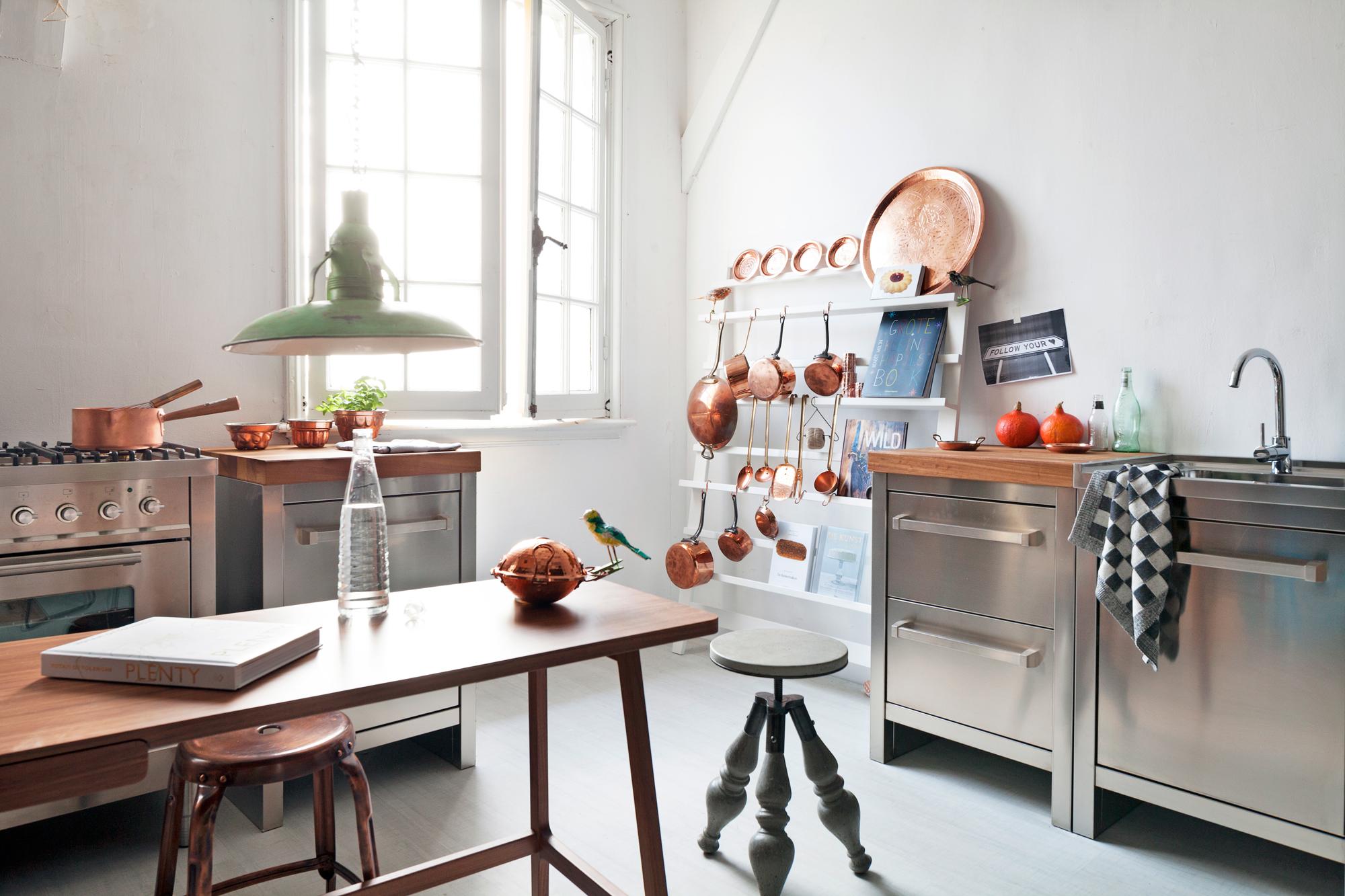 tijdschriftenrek-keuken