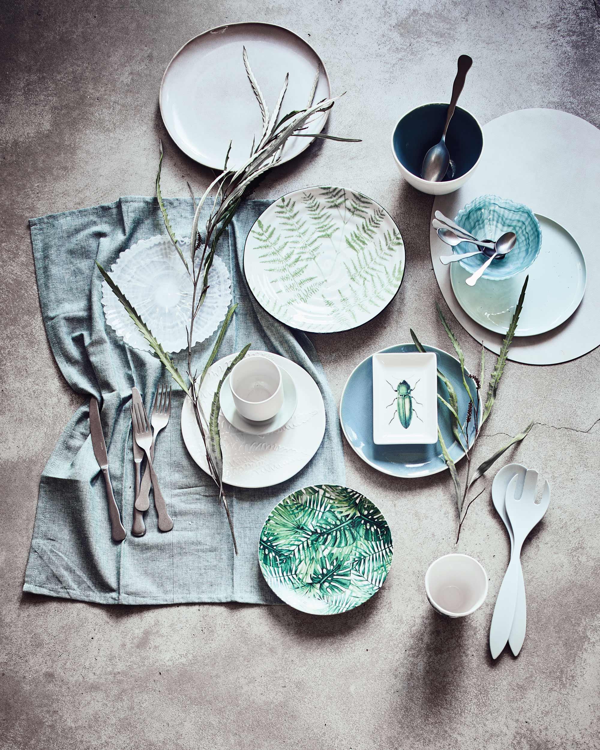 servies tafel