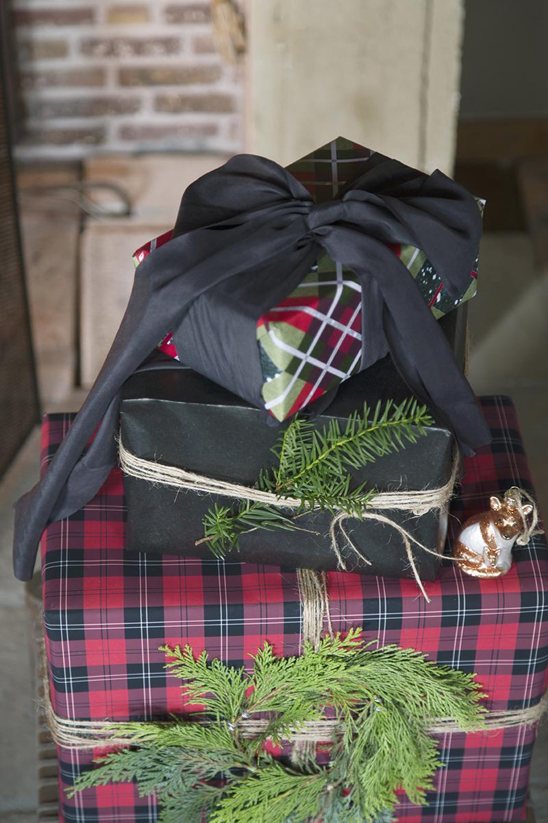 DIY: rood-groen-zwarte cadeautjes | Wonen Landelijke Stijl
