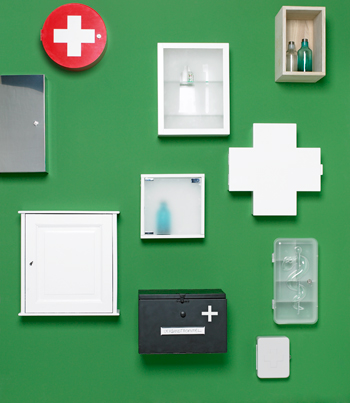 Medicijnkastjes