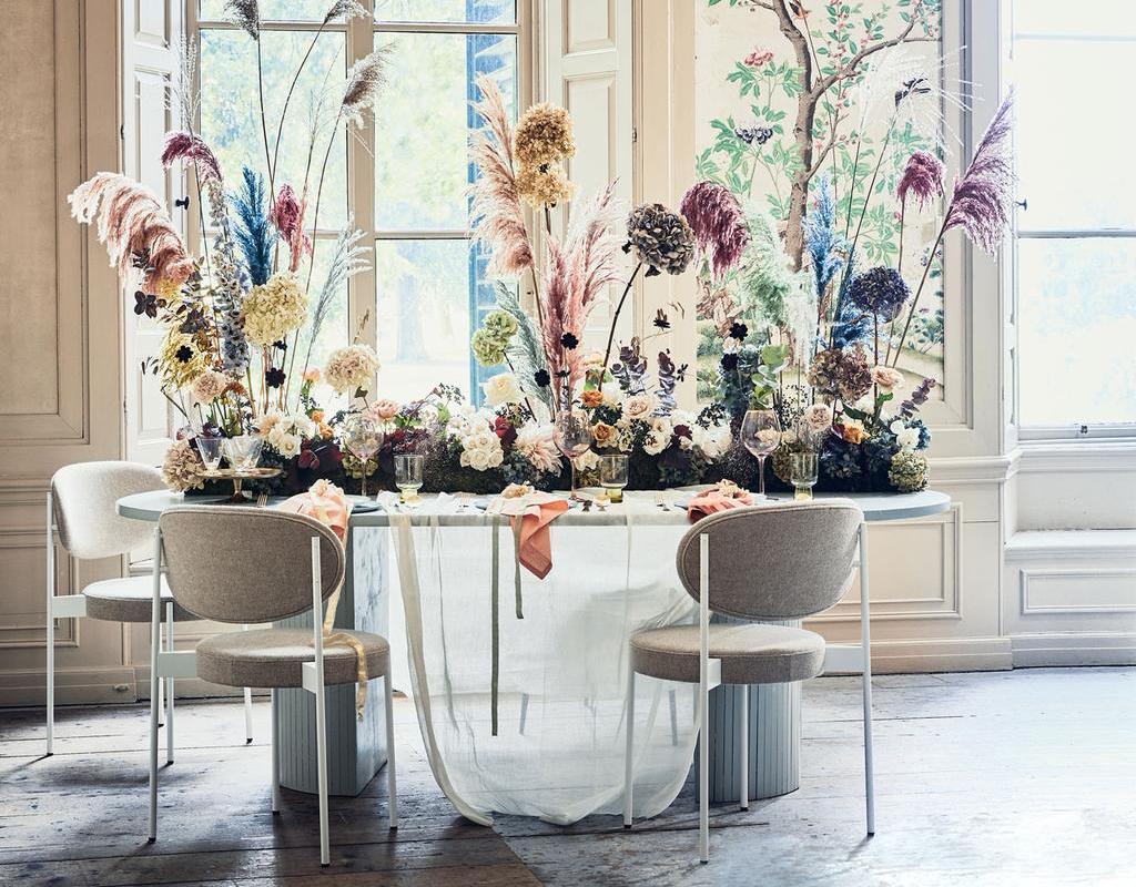 vtwonen verjaardagsspecial 55 jaar | bloemen drogen