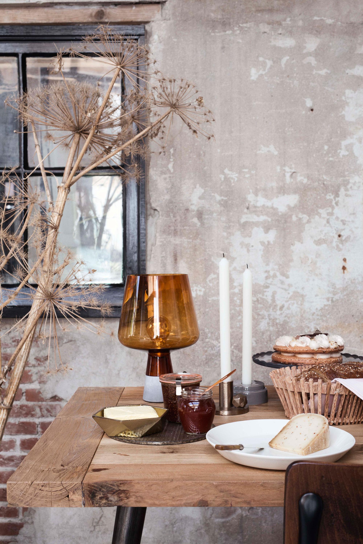 kaarsen op tafel
