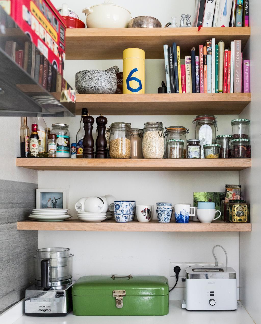 vtwonen binnenkijken special 2019 | keuken planken
