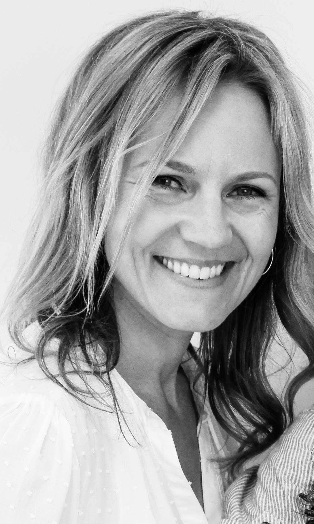 Stylist Wendy Verhaegh