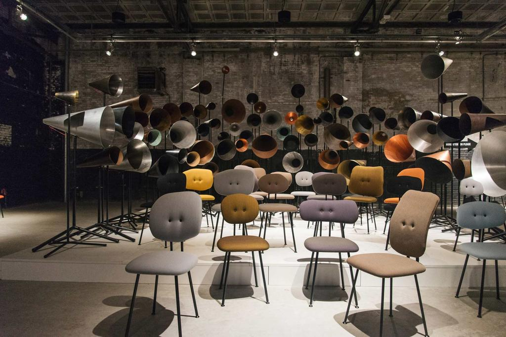 Dutch Design Week stoeltjes