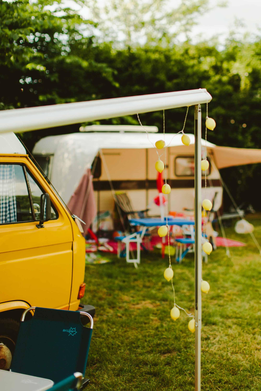 camping buitenland hotspot