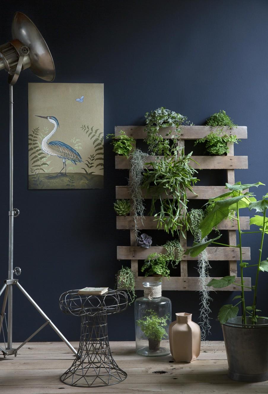 pallet-met-planten