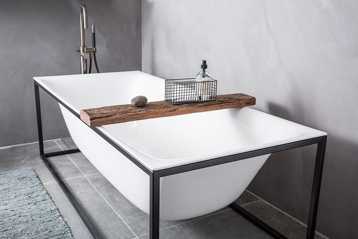 badkamertrend industrieel