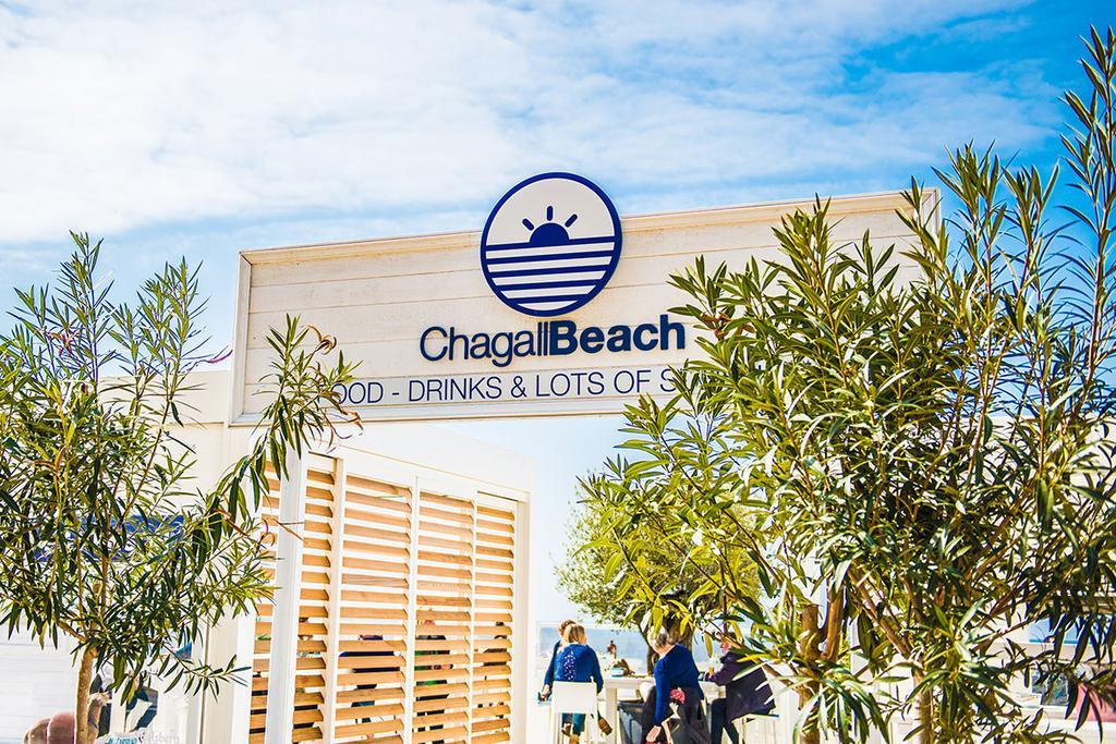 Chagall Beach - strandbar in Nieuwpoort