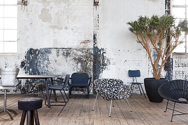 zwart stoelen