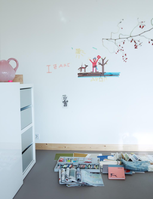 wanddecoratie kinderkamer