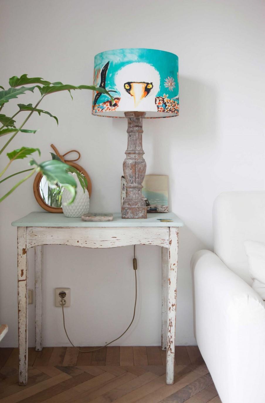 console lampe
