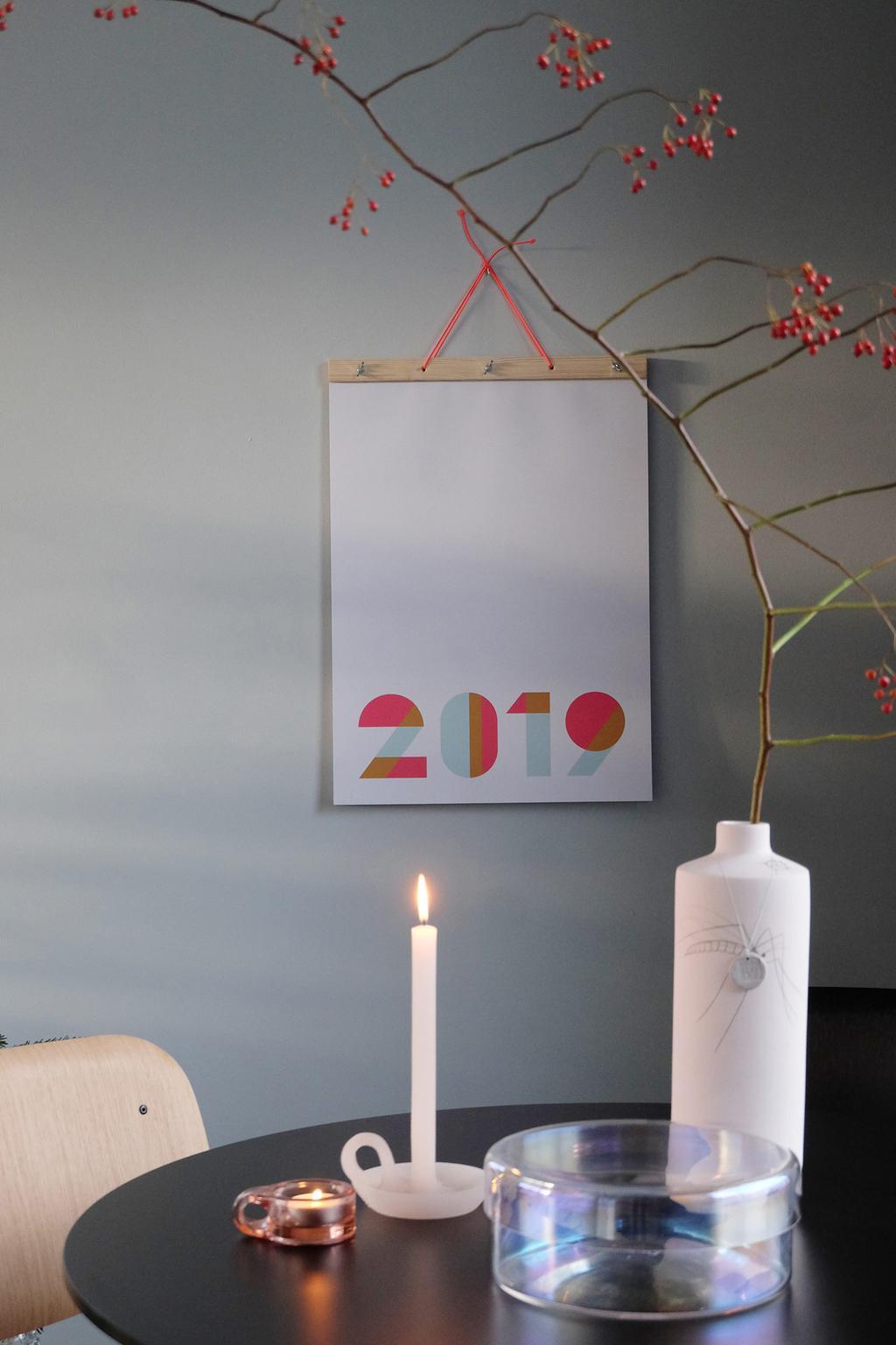 Jaarplanner van ENGEL. is de favoriete kalender van bloggers PRCHTG.