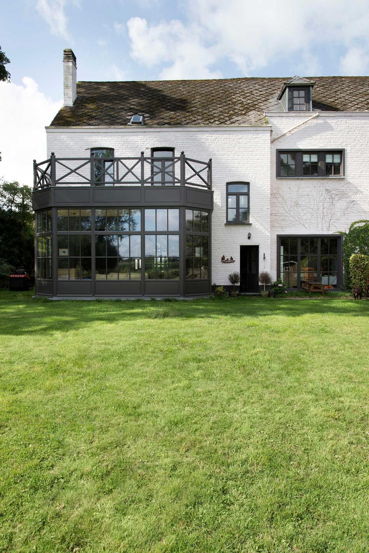 porche maison facade