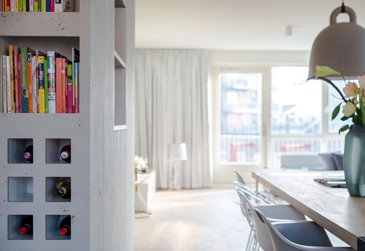 Shop de look: een lichte en ruime woonkamer