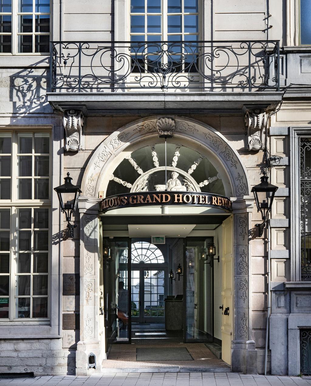 vtwonen 2-2020 | grand hotel Gent